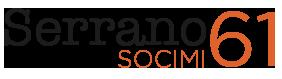 Serrano61 socimi Logo